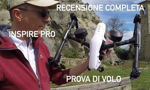 Recensione Inspire PRO Flying Eye