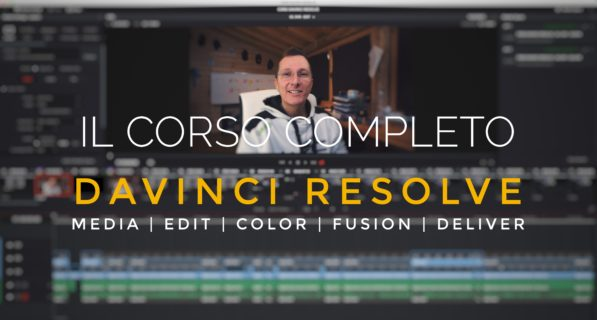 DAVINCI RESOLVE FULL: MEDIA | EDIT | DELIVER |COLOR | FUSION