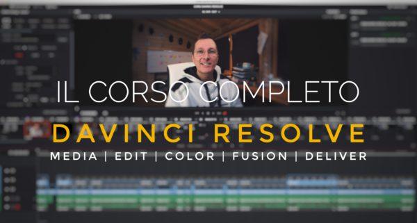 DAVINCI RESOLVE FULL: MEDIA | EDIT | DELIVER |COLOR | FUSION
