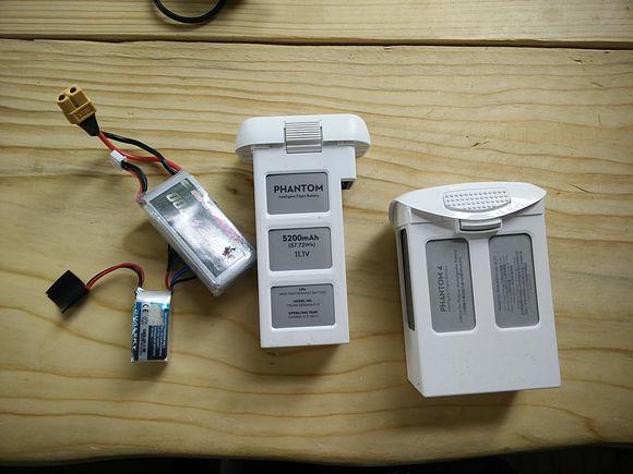 Batterie LiPo, queste sconosciute